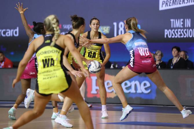 Women sport news - RAMPANT LAST QUARTER HELPS PULSE EXTINGUISH STEEL CHALLENGE