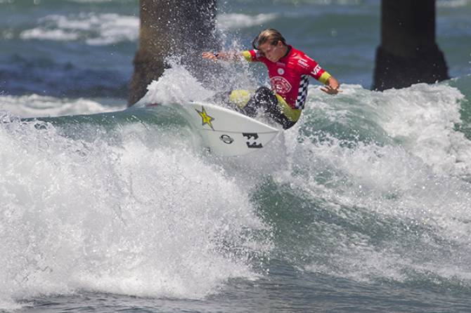 Women sport news - Rankings Shakeup as Women's Semifinalists Decided at Vans US Open of Surfing