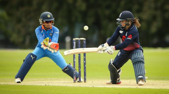 Women sport news - Record-breaking England put down World Cup marker