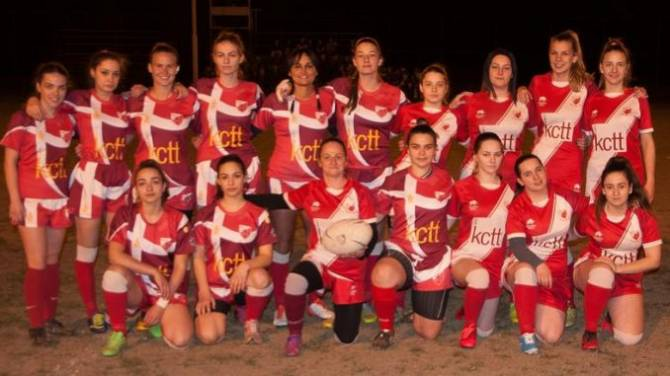 Women sport news - RED STAR WIN FIRST-EVER GIRLS MATCH
