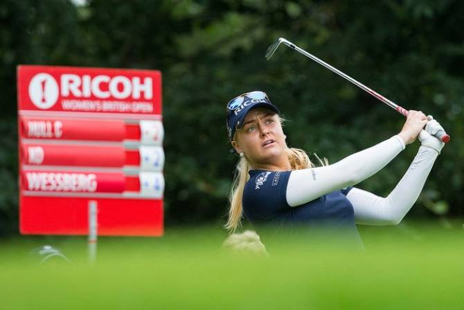 Women sport news - Ricoh Women's British Open-Quotes from Lee, Ko and Hull