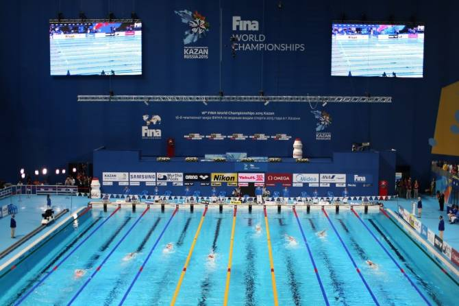 Women sport news - Russia considering bid for 2022 or 2024 FINA World Short Course Championships
