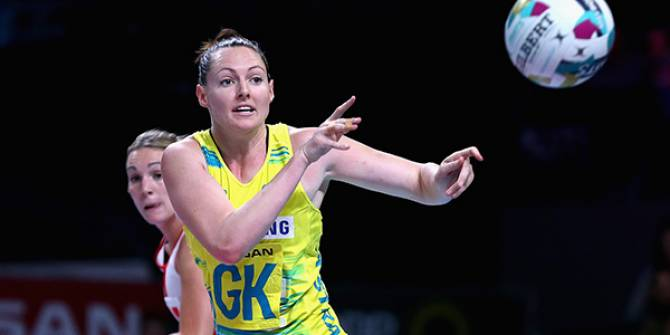 Women sport news - Sam Poolman Named Australian Fast5 Team Captain