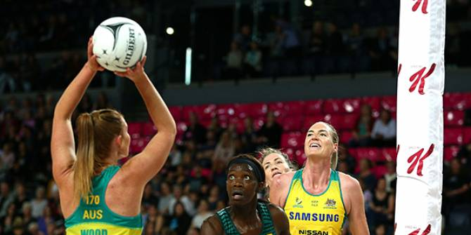 Women sport news - Samsung Diamonds 61 v 44 South African SPAR Proteas