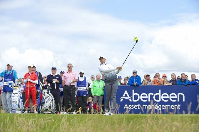 Women sport news - Scene set for the Aberdeen Asset Management LadiesScottish Open