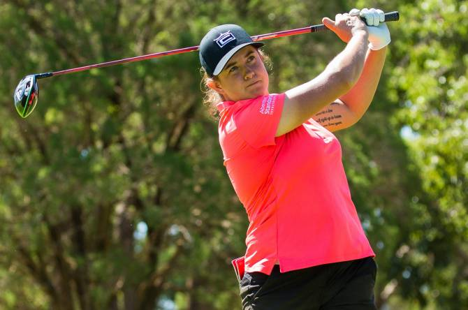 Women sport news - Scottish pair lead at Women's New South Wales Open