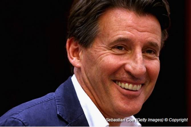 Women sport news - SEB COE EXCITED TO START A NEW RACE