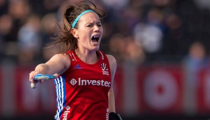 Women sport news - SECOND NARROW LOSS TO JAPAN FOR GB WOMEN AS UNSWORTH WINS 250TH CAP