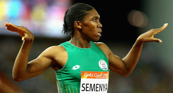 Women sport news - Semenya secures the double as Games records fall