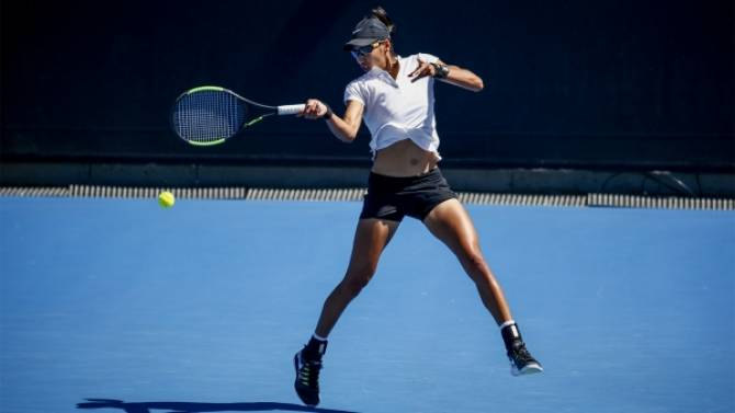 Women sport news - Sharma sends Zvonareva packing at the Australian Open