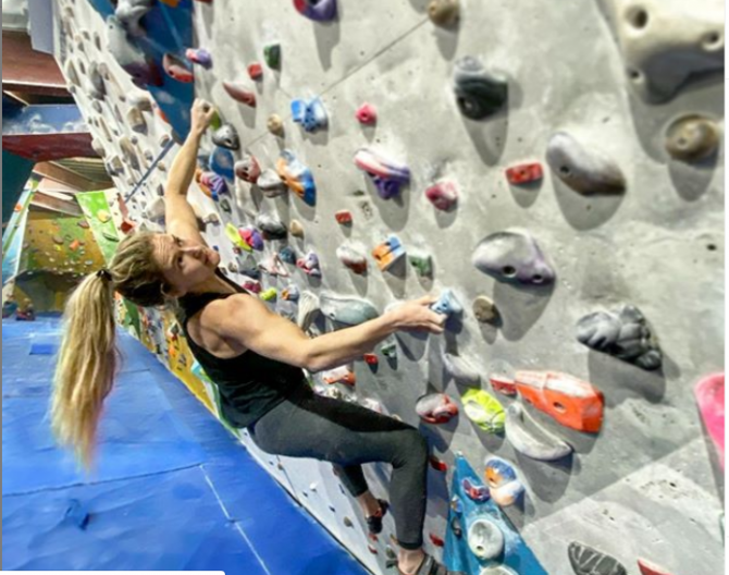 Women sport news - Shauna Coxsey named as first Team GB sport climber