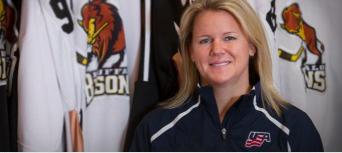 Women sport news - Shelley Looney Named Head Coach of Women's National Univ. Team