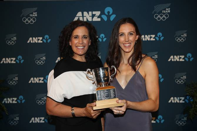 Silver Ferns awarded prestigious Lonsdale Cup