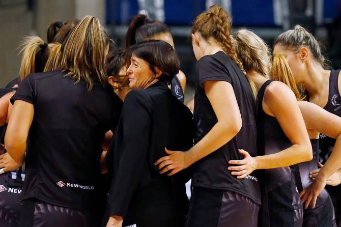 Women sport news - Silver Ferns name team to play Malawi Queens