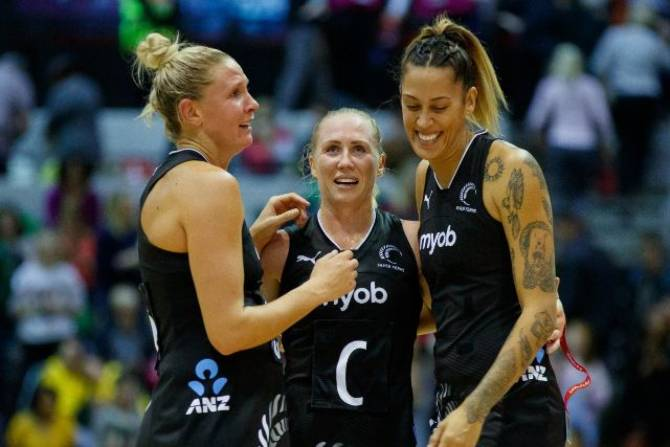 SILVER FERNS VICTORIOUS IN EXTRA TIME THRILLER