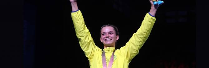 Women sport news - Skye Nicolson's spirited win at the Commonwealth Games