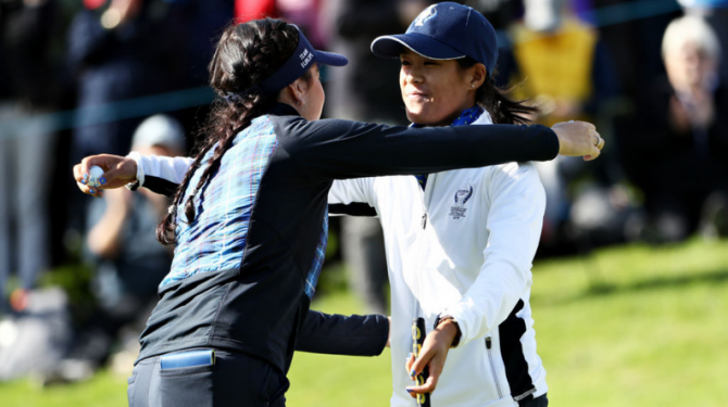 Women sport news - Solheim Cup 2019 - Saturday Morning Pairings
