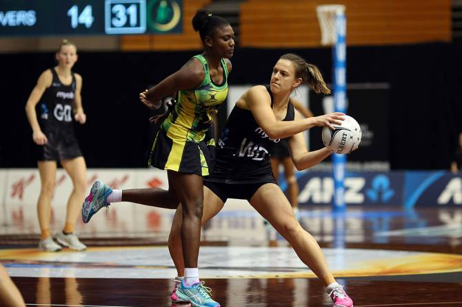 Women sport news - Spirited Jamaica Sunshine Girls notch win over Silver Ferns