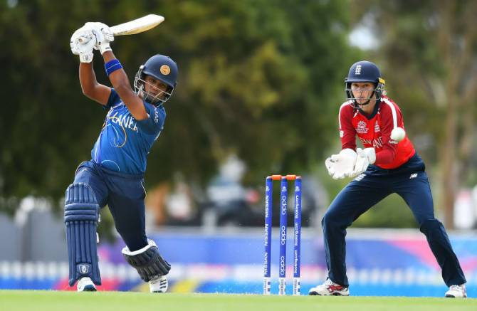 Women sport news - Sri Lanka Shock England Women In Final Warm-Up