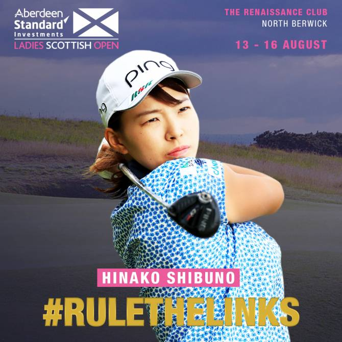 Women sport news - Stars Aiming to #RuletheLinks at the 2020 Aberdeen Standard Investments Ladies Scottish Open