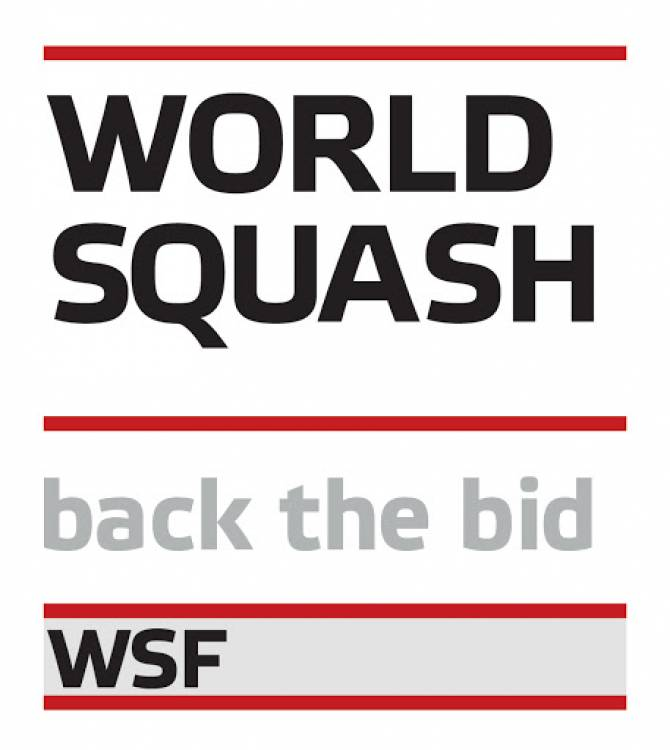 Women sport news - #StaySafeWithSquash