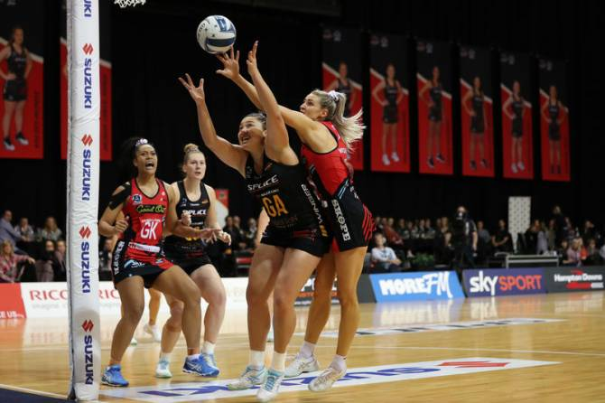 Women sport news - STRONG FINISH NETS CRUCIAL COMPETITION POINTS FOR TACTIX