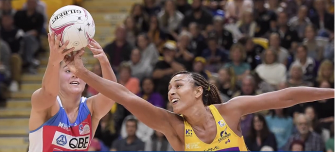 Women sport news - Suncorp Grand Final-Lightning Vs Giants