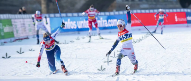Women sport news - Sweden and France win at Dresden city team sprint