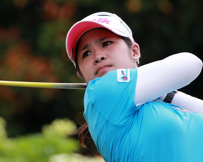 Women sport news - Thailand's Pornanong Phatlum pulled out an unexpected three shot lead in Malaysia