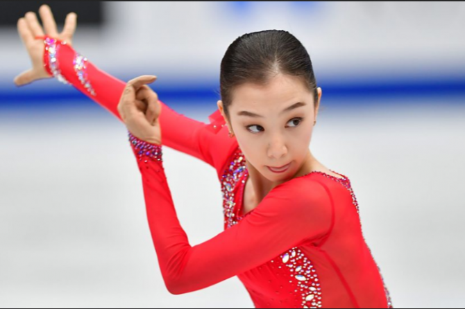 Women sport news - 'That's a game changer!' Skater lands first quadruple Salchow