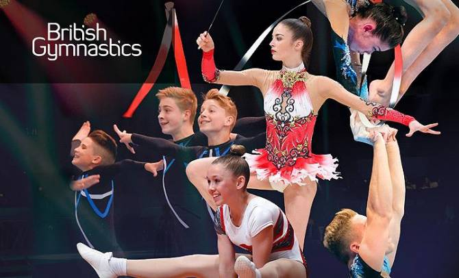 Women sport news - The British Gymnastics Championships Series - 4 Days, 4 Championships, 4 Disciplines!