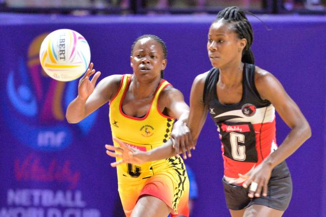 Uganda defeat Trinidad and Tobago in second stage Clash