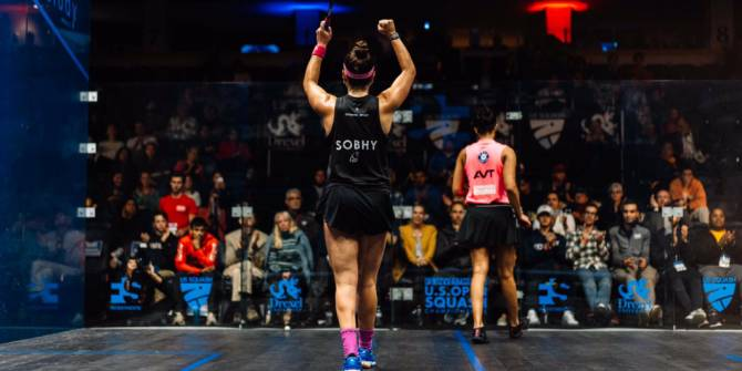 Women sport news - U.S. OPEN RD3: HOME HOPE SOBHY POWERS THROUGH TO QUARTERS