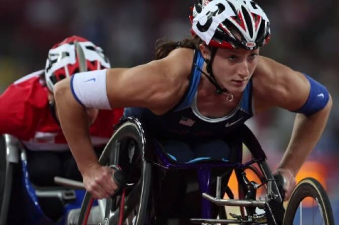 Women sport news - U.S. Paralympics reveal largest-ever delegation for Rio 2016