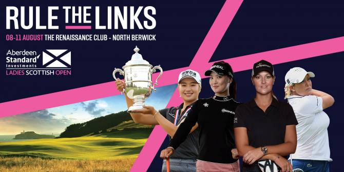 Women sport news - U.S. Women's Open Champion Confirms Ladies Scottish Open Debut