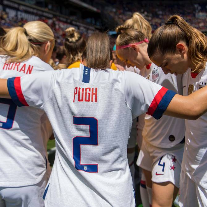 Women sport news - USA BEGINS 2019 FIFA WOMEN'S WORLD CUP VS. THAILAND