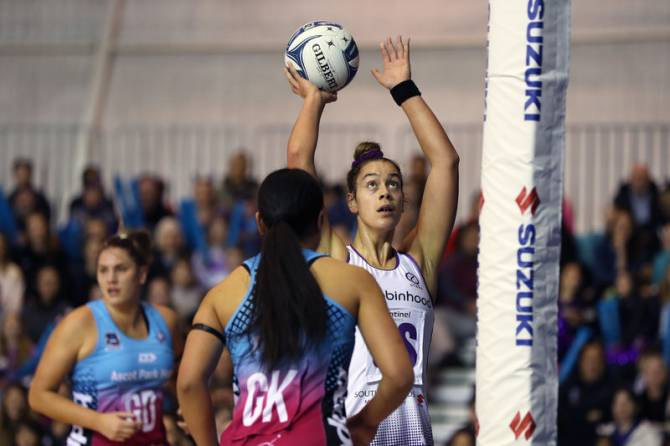 Women sport news - WILSON SHINES AS STARS OVERCOME STEEL