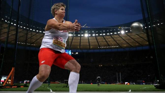 Women sport news - Wlodarczyk to target third Olympic title on her comeback from surgery