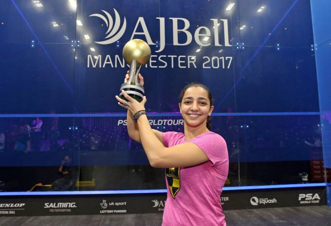 Women sport news - World No.1 Raneem El Welily Announces Immediate Retirement From Squash