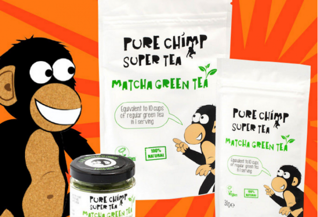 Pure Chimp Super Tea