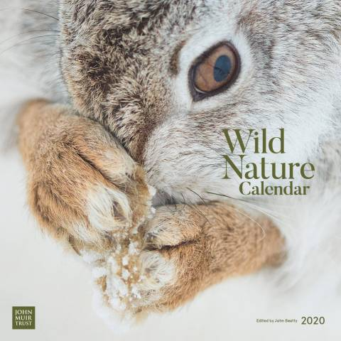 John Muir Wild Nature Calendar and Diary 2020