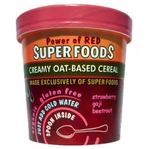 Superfood Cereal Pots