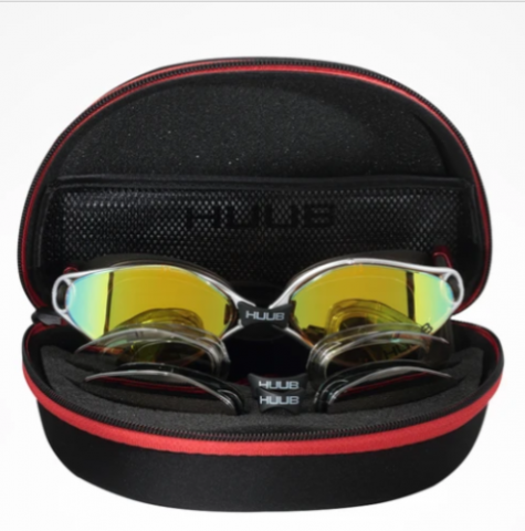 HUUB Prescription Goggle & Lens Pack Altair one goggle three lights