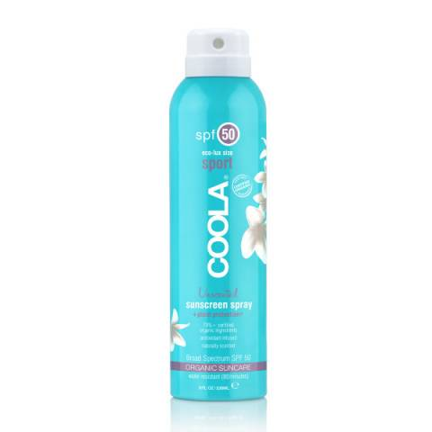 ECO-LUX 8OZ SPORT UNSCENTED SUNSCREEN SPRAY