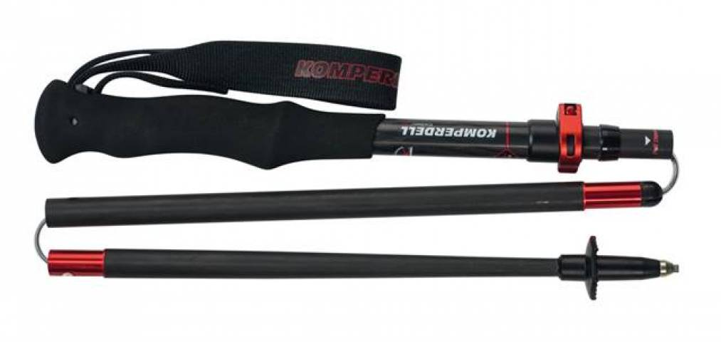 Komperdell Introduce FAST & LIGHT Trailsticks for SS 19
