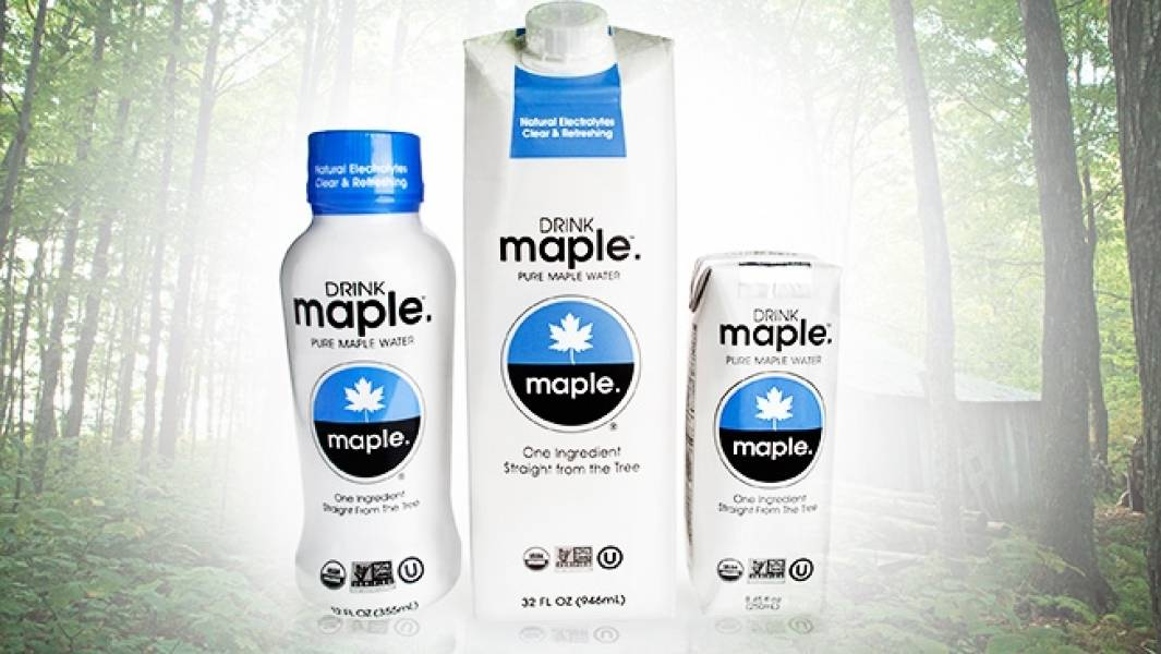 Pure Maple Water