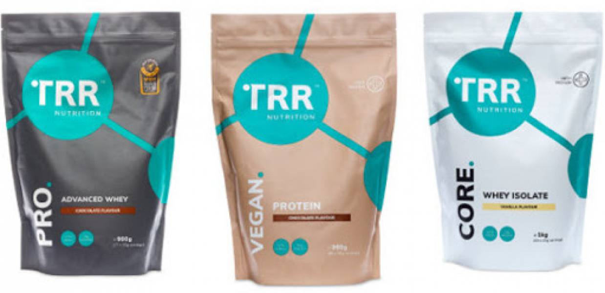 TRR Nutrition adds to range with trio of protein powders