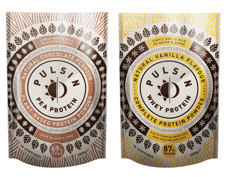 Pulsin Healthy Snacks and Protein