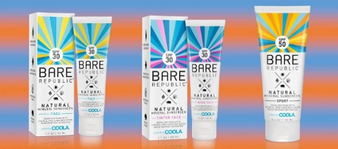 Bare Republic Natural Mineral Suncreen