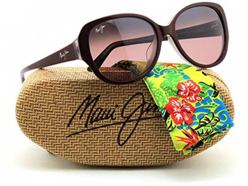 Maui Jim RS733-04C SWEPT AWAY Womens Polarized Sunglasses